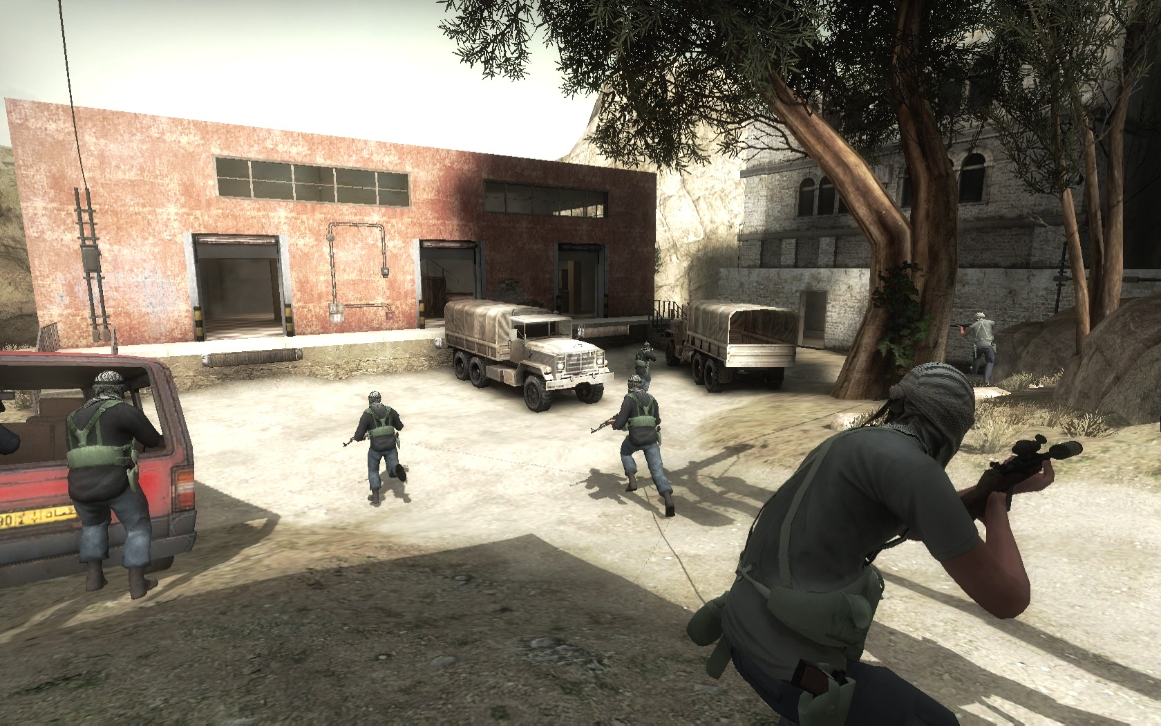 insurgency Insurgency is a breath of fresh air and i can easily see myself playing it every chance i get.