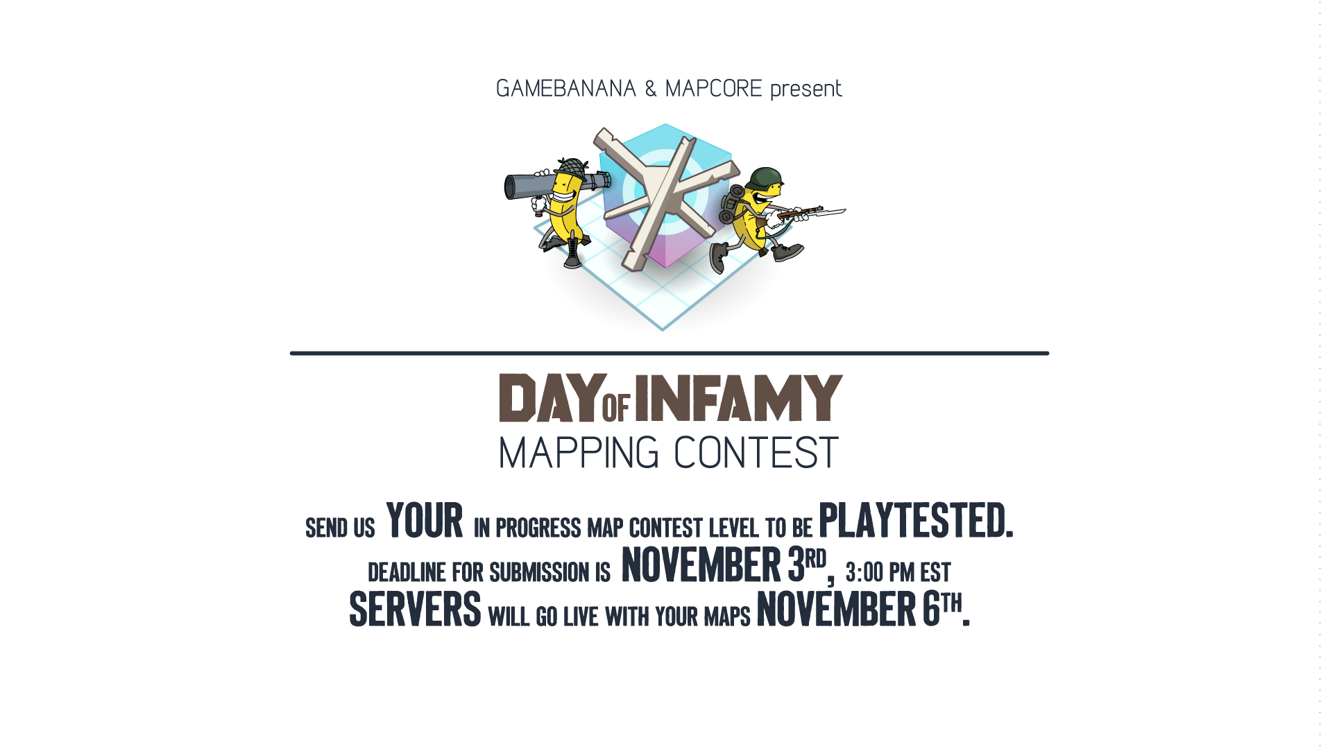 Steam Community Group Announcements Day Of Infamy - All us steam servers map