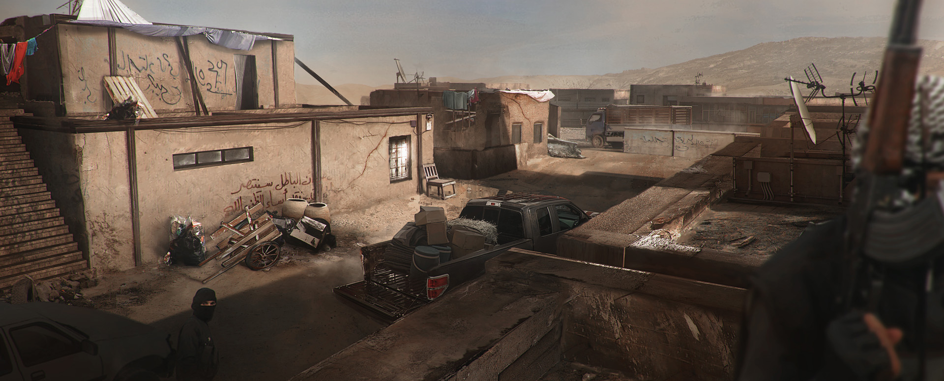 Insurgency Sandstorm Media Release New World Interactive
