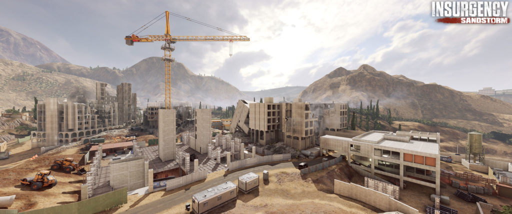 Insurgency: Sandstorm | New World Interactive